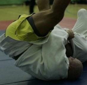 Judo fighting spirit Webbed Feet