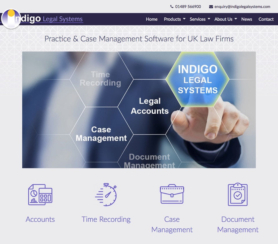 Indigo Legal Systems New