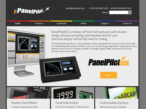 PanelPilot Website