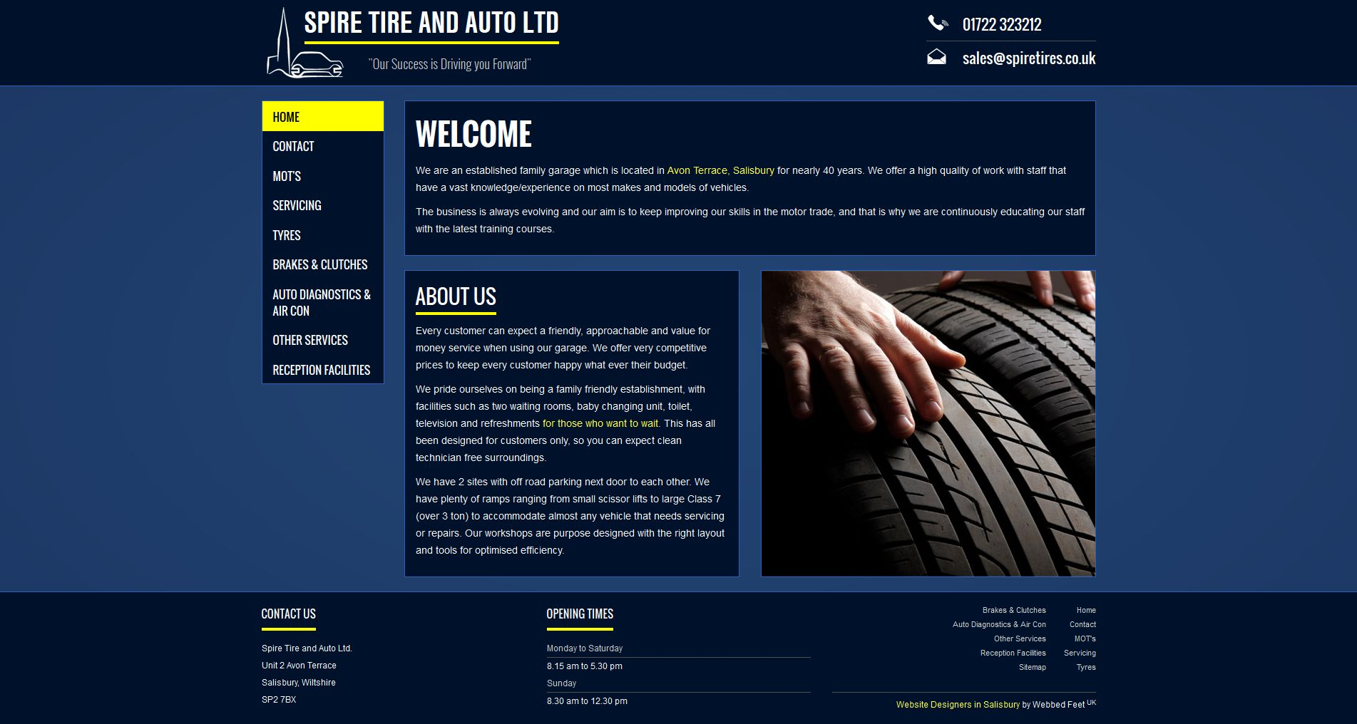 Spire Tire & Auto