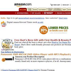 Amazon 2001