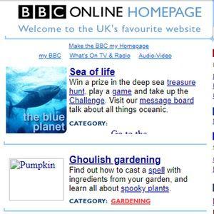 BBC 2001