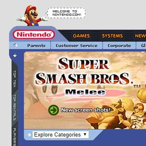 Nintendo 2001