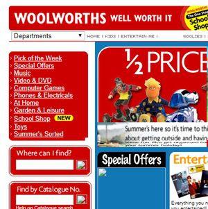 Woolworths 2001