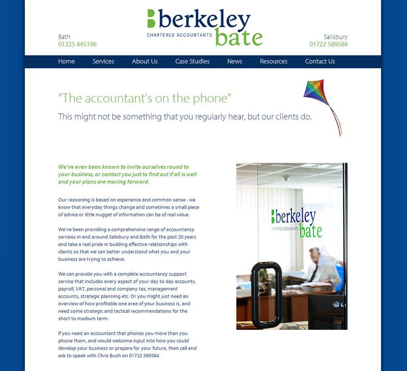 Berkeley Bate