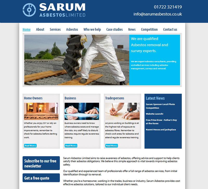 Sarum Asbestos