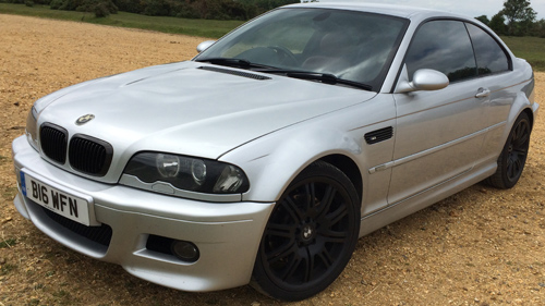 Photo of BMW with a 16:9 aspect ratio