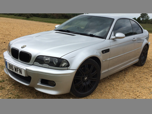 Letterboxed image of BMW
