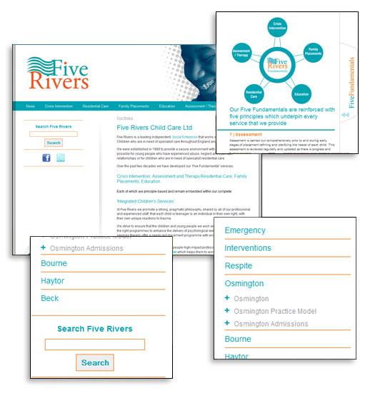 online shop web site design