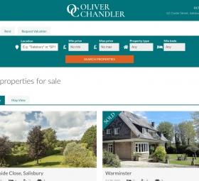 Property Listings design