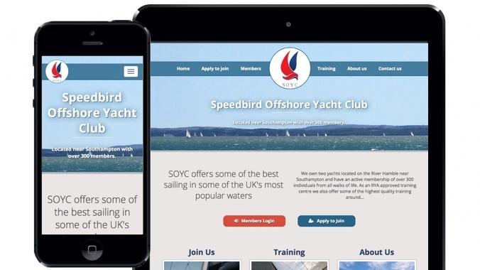 Speedbird Offshore Yacht Club with CMS